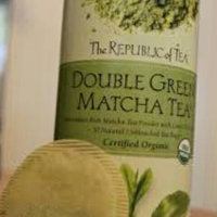 The Republic of Tea, Double Green Matcha uploaded by Mohamed O.