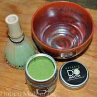 DoMatcha Green Tea, Organic Matcha uploaded by fatima ezzahra B.