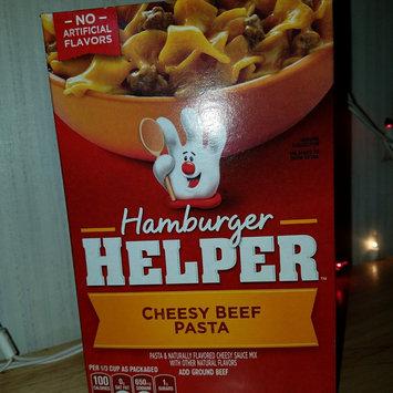 Photo of Hamburger Helper Cheesy Beef Pasta uploaded by Emily M.