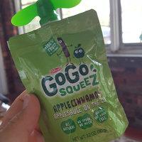 GoGo squeeZ APPLE CINNAMON ORGANIC APPLESAUCE uploaded by Lydia B.
