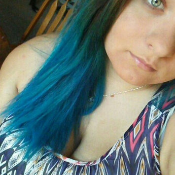 Ion Color Brilliance Brights Semi-Permanent Hair Color Aqua uploaded by Cassandra D.