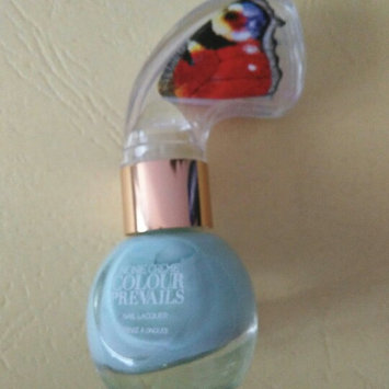 Photo of Nonie Creme Colour Prevails Nail Lacquer uploaded by Sophia J.