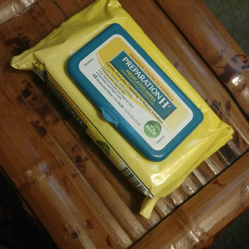 PREPARATION H MEDICATED WIPES REFILL 48C uploaded by Courtney B.