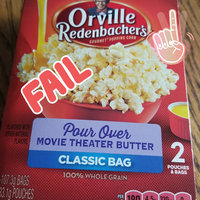 Orville Redenbacher's Gourmet Pour Over Movie Theater Butter Microwave Popcorn uploaded by B x.