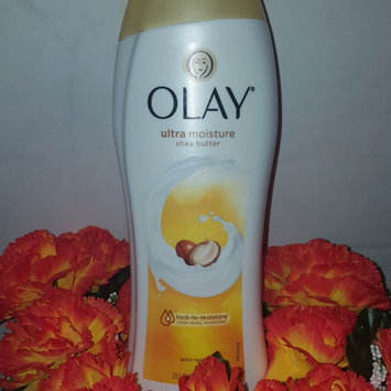 Photo of Olay Ultra Moisture Shea Butter Body Wash uploaded by Angelica C.