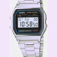 Casio Men's Core AE1200WHD-1AV Digital Stainless-Steel Quartz Watch uploaded by ★★★★