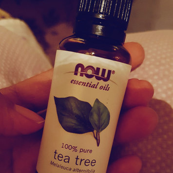Photo of NOW Foods - Tea Tree Oil Organic - 1 oz. uploaded by Senyorana ♡.