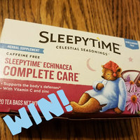 Celestial Seasonings® Sleepytime Echinacea Complete Care Wellness Tea Caffeine Free uploaded by B x.