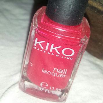 Kiko Milano Nail Lacquer uploaded by Anya L.