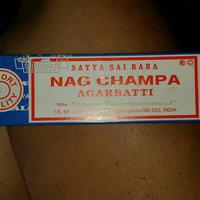 Satya Nag Champa Patchouli incense sticks-12packs x 15grams uploaded by Stephanie W.