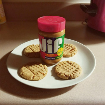 Photo of Jif Creamy Peanut Butter Spread uploaded by Amber M.