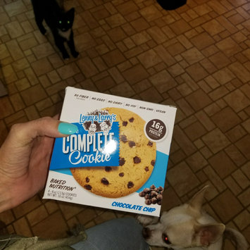 Photo of Lenny & Larry's The Complete Cookie, Chocolate Chip, 4 oz, 12 ct uploaded by Mandi M.