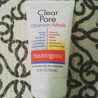 Neutrogena Clear Pore Cleanser/Mask uploaded by Madison L.