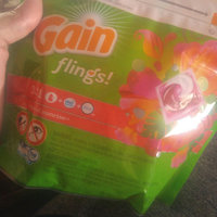 Gain Flings Tropical Sunrise Scent Laundry Detergent Pacs uploaded by Nicole G.