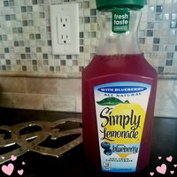 Simply Lemonade With Blueberry Juice uploaded by Brittany W.