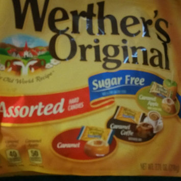 Photo of Werther's Original Hard Candies Sugar Free uploaded by Omii V.