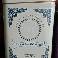 Harney & Sons Fine Teas Decaffeinated Black Tea Vanilla Comoro uploaded by Shauna G.