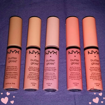 NYX Butter Gloss uploaded by Ariana P.