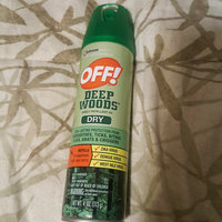 OFF! Deep Woods Dry Insect Repellent uploaded by Cyndia G.