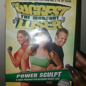 Photo of Lions Gate Entertainment The Biggest Loser: The Workout - Power Sculpt DVD uploaded by Bridgetta P.
