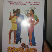 SPRUNG BY CAMPBELL, TISHA (DVD) uploaded by Bridgetta P.