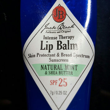 Photo of Jack Black Intense Therapy Lip Balm SPF 25 uploaded by Domynoe L.