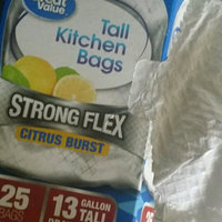 Great Value Vanilla Scent Odor Control Drawstring Tall Kitchen Bags uploaded by Jhenny Victoria R.