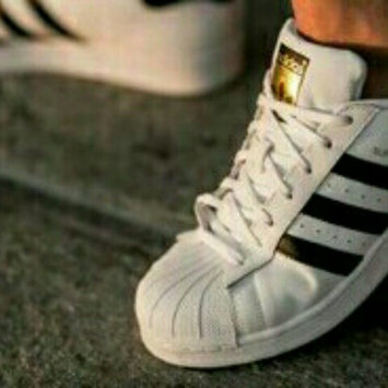 adidas Women's Superstar Casual Sneakers from Finish Line uploaded by Tasnim N.
