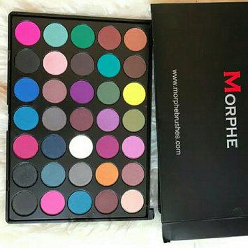Morphe 35S - 35 Color Smokey Eye Eyeshadow Palette uploaded by Velisa S.
