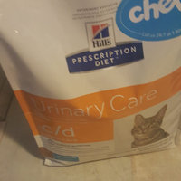 Hill's Prescription Diet c/d Multicare Feline Urinary Care uploaded by Jackie K.
