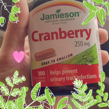 Photo of Jamieson Maximum Concentrate Cranberry Complex 500 mg uploaded by Tammy L.