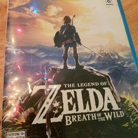 The Legend of Zelda: Breath of the Wild for Wii U uploaded by Emily M.