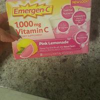 Emergen-C 1,000 mg Vitamin C Pink Lemonade uploaded by Jackie K.