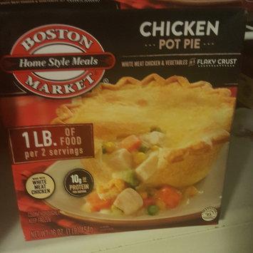 Photo of Boston Market Chicken Pot Pie uploaded by Jackie K.
