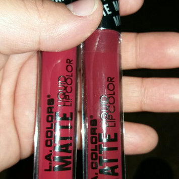 L.A. Girl Matte Pigment Lip Gloss uploaded by ruby L.