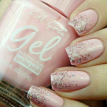 Photo of L.A. Colors Color Craze Extreme Shine Gel Polish uploaded by Rosy D.
