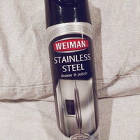 Weiman Stainless Steel Cleaner & Polish Aerosol uploaded by Mallory W.