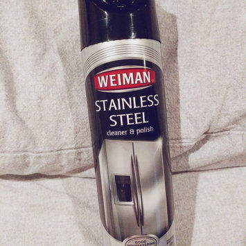 Weiman 17 Oz Stainless Steel Cleaner And Polish uploaded by Mallory W.