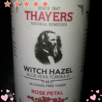 Thayers Alcohol-Free Rose Petal Witch Hazel Toner uploaded by Maria G.