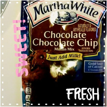 Photo of Martha White Chocolate Chocolate Chip Muffin Mix 7.4 Oz Packet uploaded by Megan K.