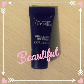Photo of MAC Cosmetics Prep + Prime Natural Radiance uploaded by Tiffany T.