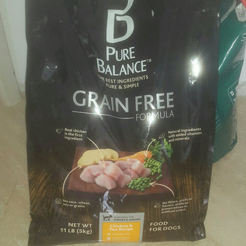 Photo of Pure Balance™ Chicken & Brown Rice Recipe Dog Food 30 lb. Bag uploaded by Anais P.
