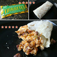 Amy's Kitchen Cheddar Cheese, Bean & Rice Burrito uploaded by bossy o.