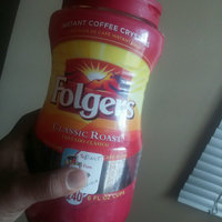 Folgers Classic Roast Instant Coffee 16 Oz Plastic Jar uploaded by NINETT V.