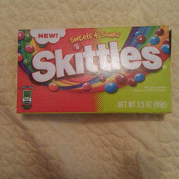Photo of Skittles® Sweets & Sours Candy uploaded by Kayla F.