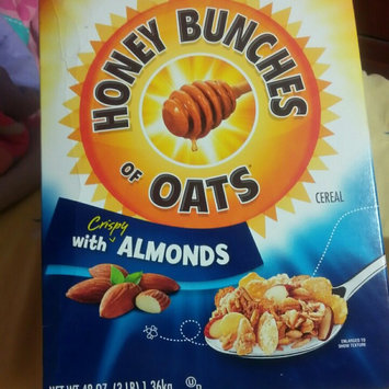 Photo of Honey Bunches of Oats with Almonds uploaded by NINETT V.