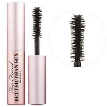 Too Faced Better Than Sex Mascara uploaded by Tiffany M.