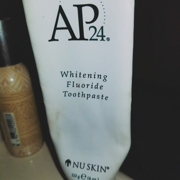 Photo of AP-24 Whitening Fluoride Toothpaste uploaded by Amber M.