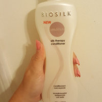 Biosilk Condition Silk Therapy Conditioner 12.0 oz uploaded by Jackie K.