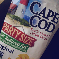 Cape Cod Original 40% Reduced Fat Kettle Cooked Potato Chips uploaded by Helen A.